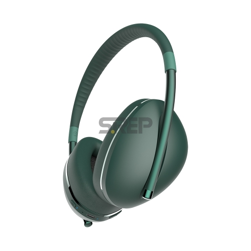 TWS & ANC Fashion Bluetooth Headphone AiMuz HP F1 Green